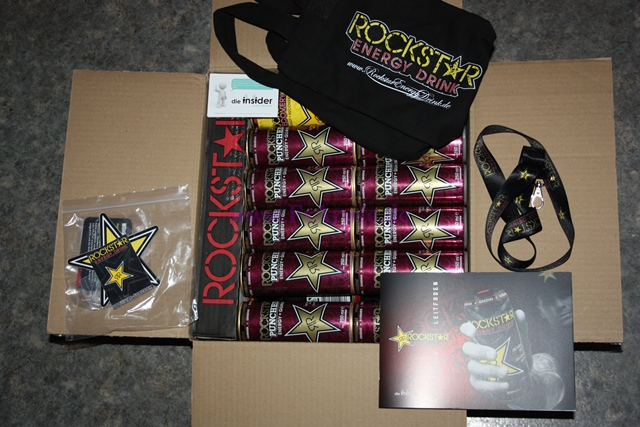 Mini Kühlschrank Rockstar : Mini kühlschrank rockstar energy: energy kühlschrank ebay
